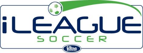 ILeague Soccer logo v3