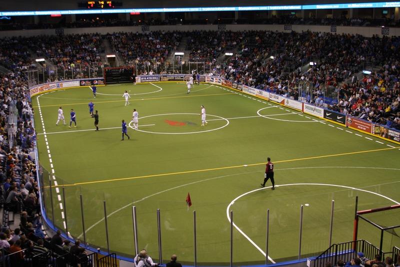 Indoor soccer boise idaho
