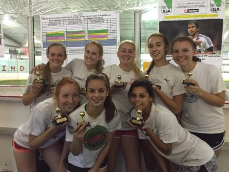 Retro - U20 Womens Champions