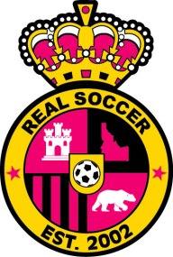 real soccer cronw logo - generic