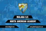 Capture Malaga CF banner for camp