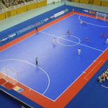 futsal field capture BIG