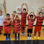 Real Boise CF Sevilla - U10 Boys Silver Futsal Champions - Autumn 2020